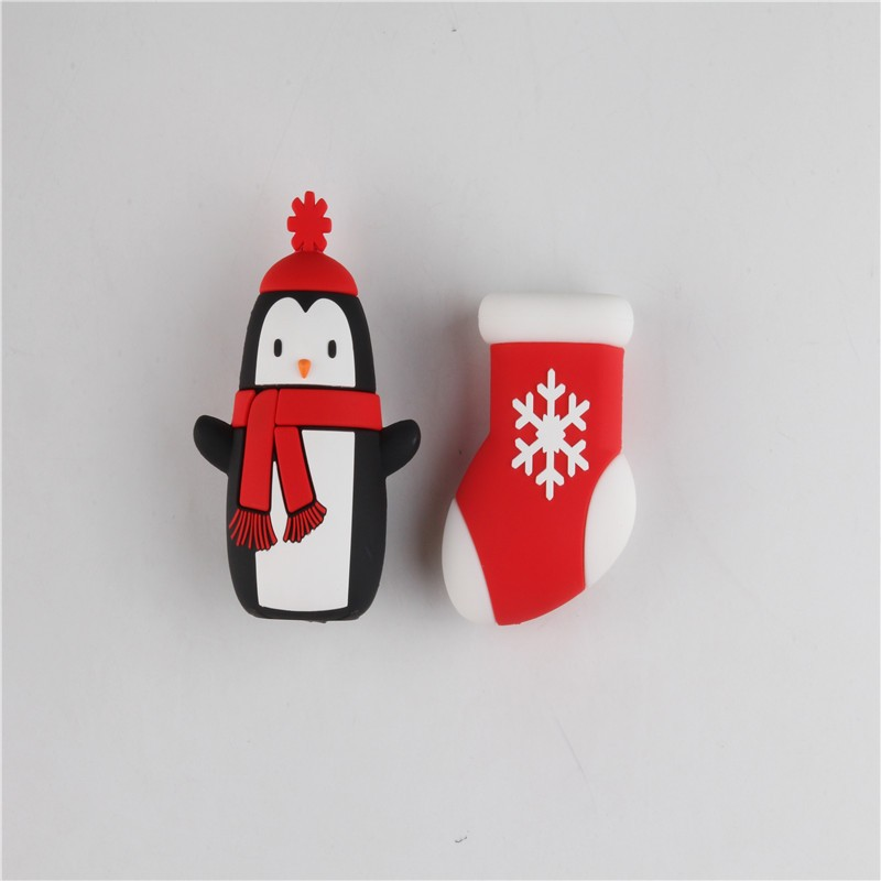 Professional manufacture cheap penguin shape mini mobile power bank