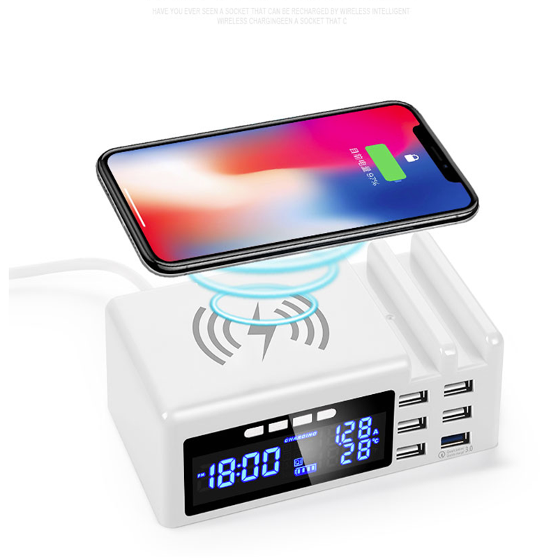 Factory manufacture various new fast wireless portable charger